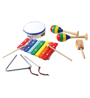 Coffret 5 instruments